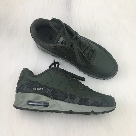 e1e548878b Nike Shoes | Womens Air Max 90 Snakeskin Sneakers | Poshmark